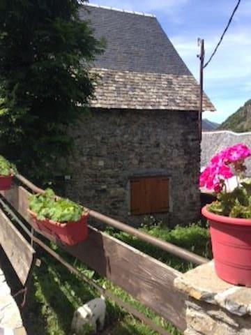 Casa Aranesa en bagergue con jardin - Bagergue - Casa