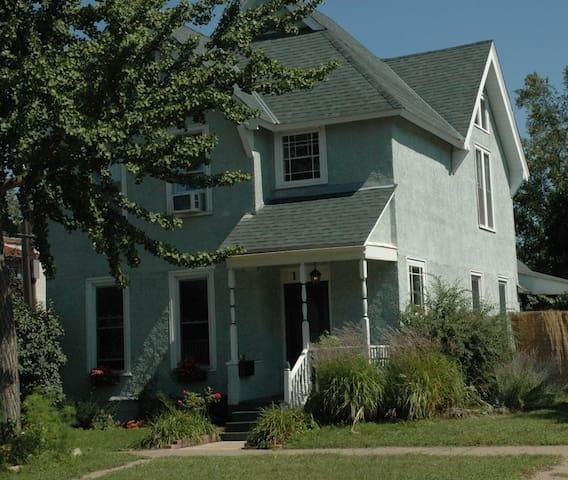 The Berg House-Elegant City Living - St Paul - Hus