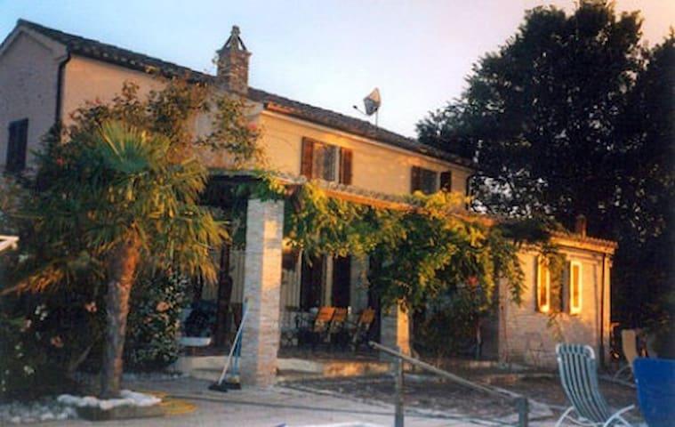 Wunderschöne rustikale Villa - Provincia di Pesaro e Urbino - 別荘