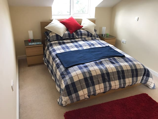 Double Room, Waterfront location, Free Parking - Southampton - Appartement