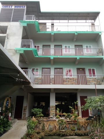 FIRST BABY BYTE GUEST HOUSE - Siquijor - Konukevi