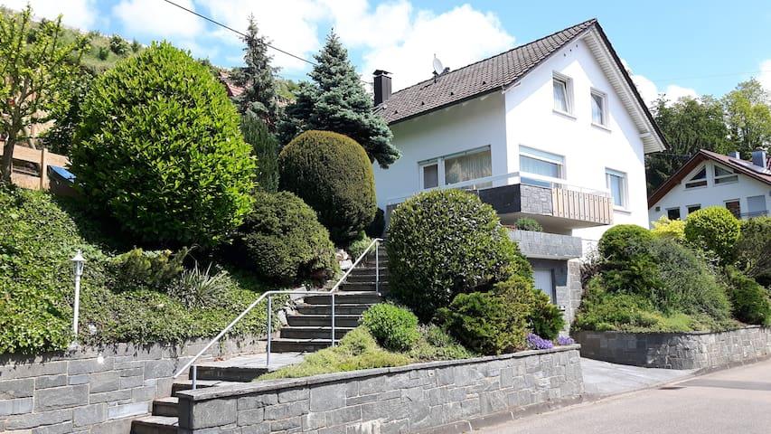 4 Sterne Ferienhaus mit 600 qm Garten - Teningen - Casa