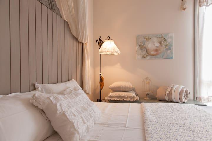La Pulcia BB&B (Bed, Breakfast and Boutique) - Gradara - Oda + Kahvaltı
