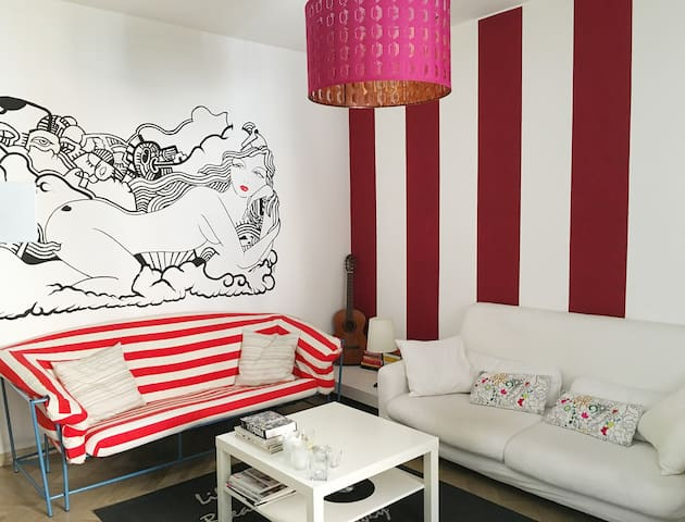 Accogliente casa su due piani - Cormano - Huis