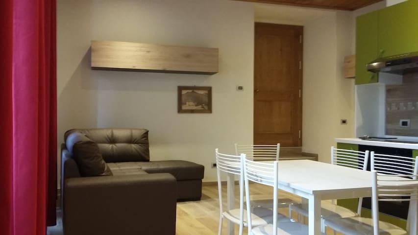 Appartamento fiume 1 persona - Edolo - Appartement