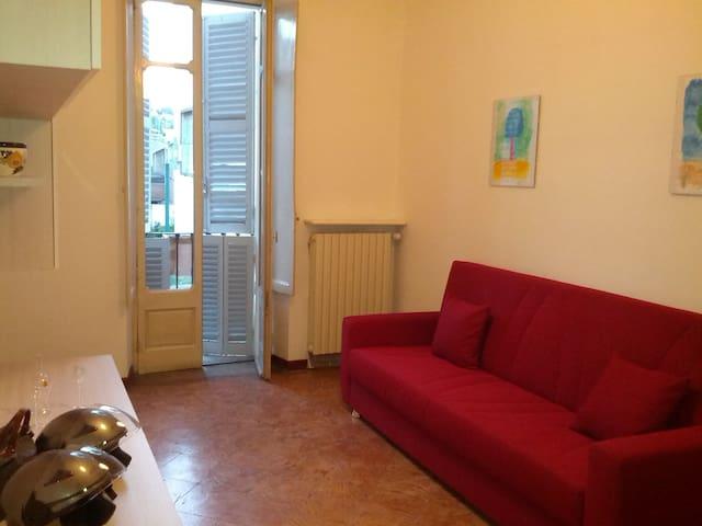 Lavoro o turismo, un vero alloggio a disposizione - Casale Monferrato - Apartemen