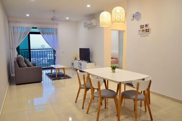 Your No.1 Choice @ Bukit Indah 10 mins to Legoland - Johor Bahru - Departamento