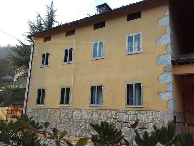 Casa di campagna tricamere... Relax & Praticità! - Altavilla Vicentina - Huis