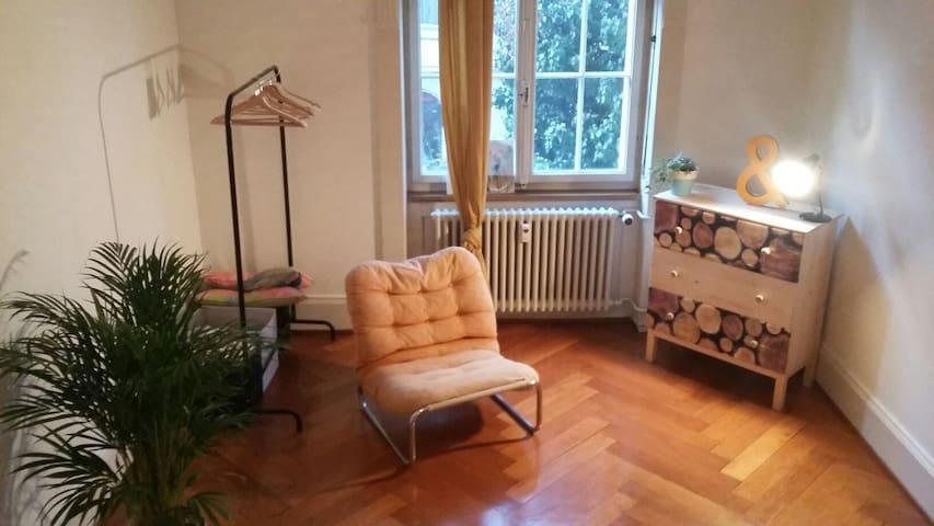 Geniesse Basel in gemütlicher zentraler Wohnung - Basel - Lägenhet