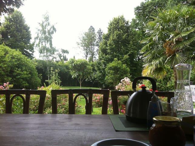 suite in villa di campagna - Tricesimo - 別荘