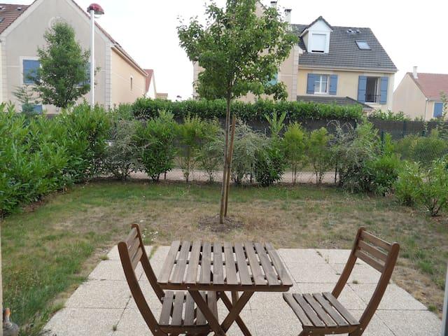 Logement T2 avec jardin à Maurepas - Maurepas - Leilighet