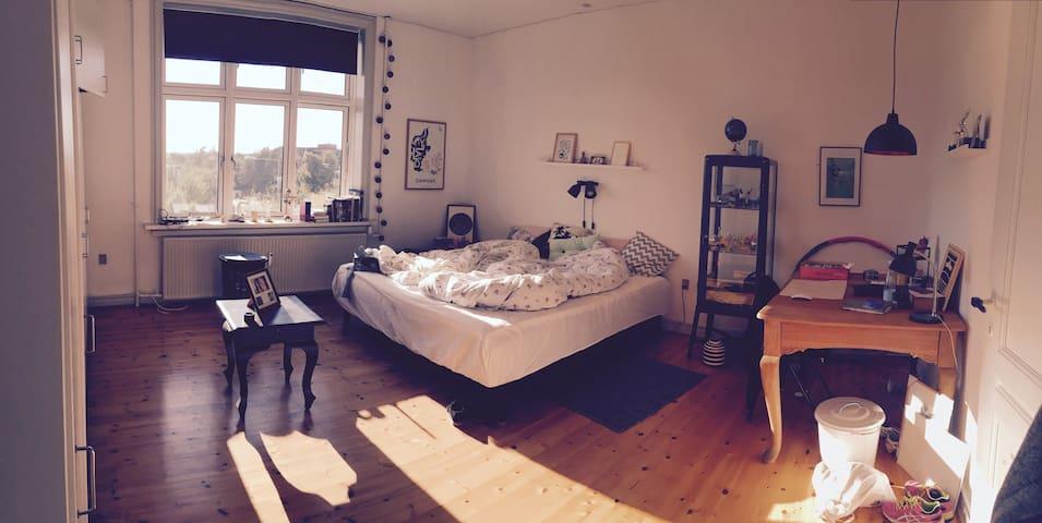 20 m2 værelse til leje - Hjørring - Apartamento