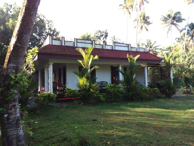 Angel's Homestay Marari - Kerala - Hus