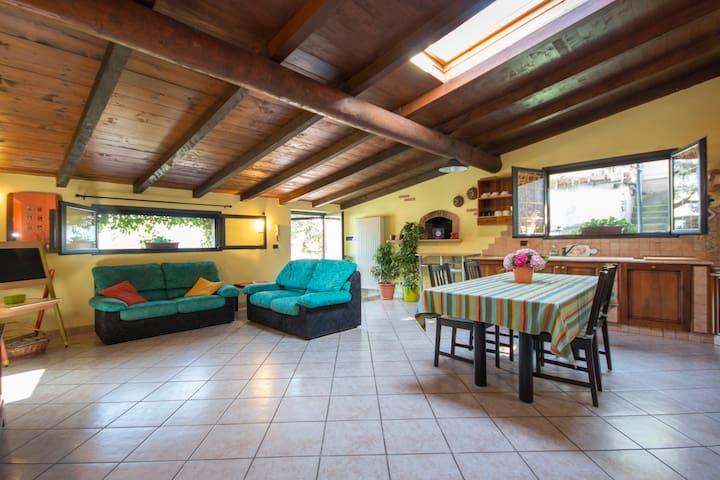 Michi House, relax in collina - Sant'antonio - Ev
