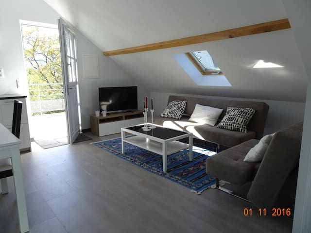 Studio en vallée d'Ossau - Louvie-Juzon