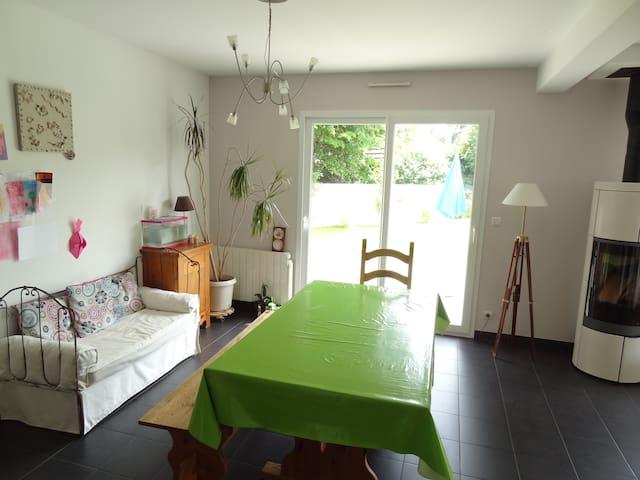 Chambre privée - Yvetot-Bocage - Hus
