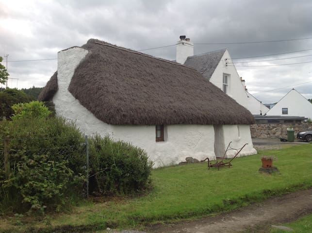 Unique Thatched Cottage in Plockton - Plockton - Casa