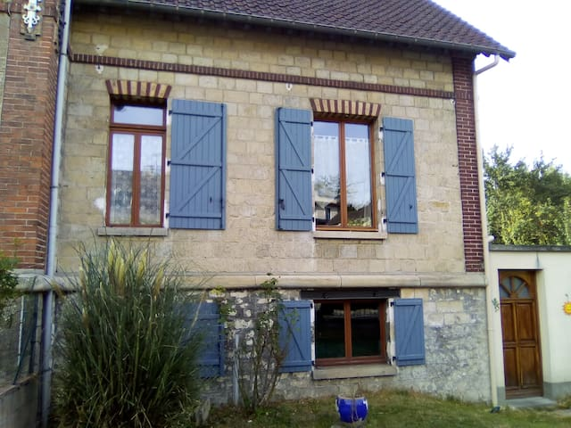welcome - Beaumont-sur-Oise - Hus