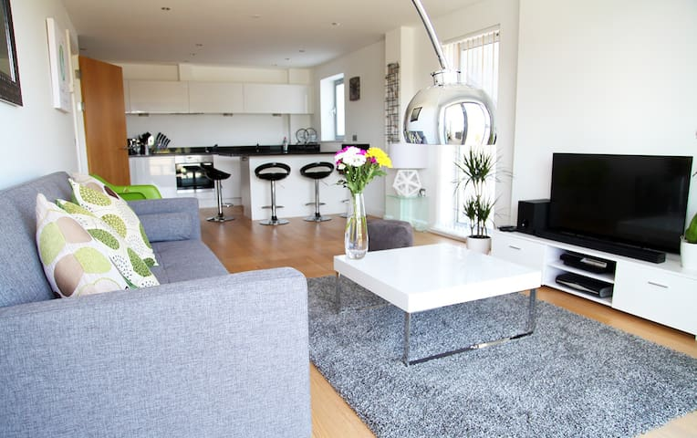 Stunning Apartment - Fistral Beach - Newquay - Appartamento