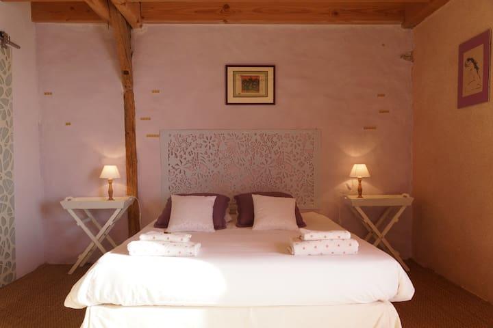 Superbe B&B vallée de la Dordogne - Lacam-d'Ourcet - Bed & Breakfast