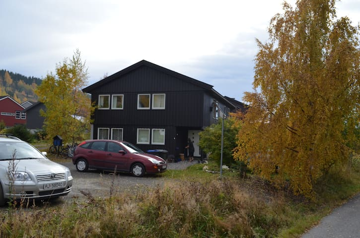 Family home - urban and near nature - Lillehammer - Maison