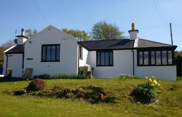 The Croft House, Fiskavaig - Portnalong - Ev