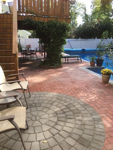 Private apartment in South Huntington/Melville - Huntington Station - Daire