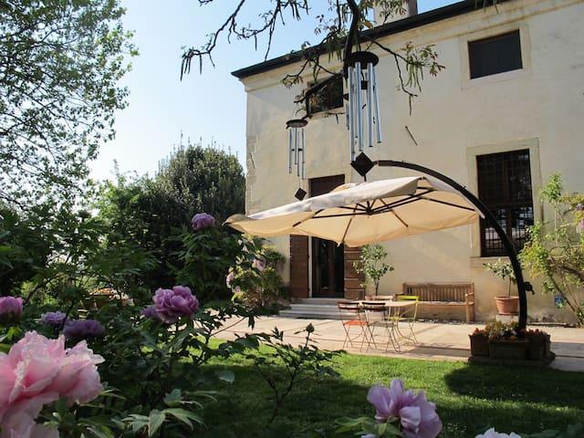 Organic apartment fully furnished   - Lonigo - Appartement