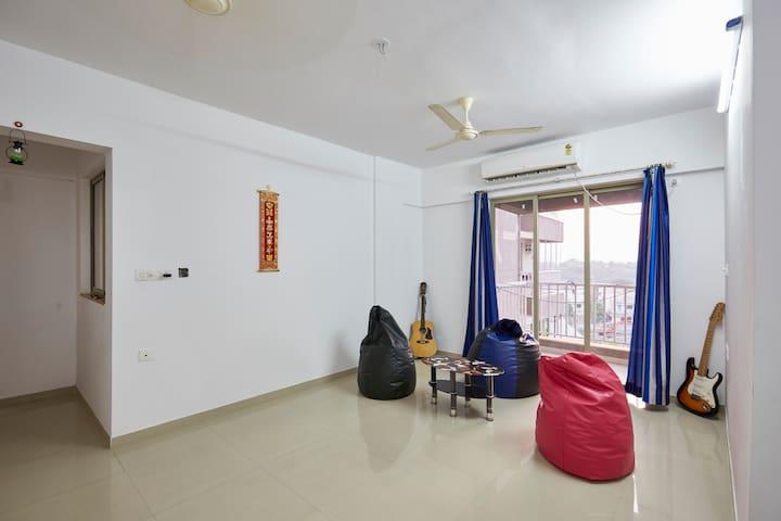 Peaceful home in Mumbai - thane - Daire