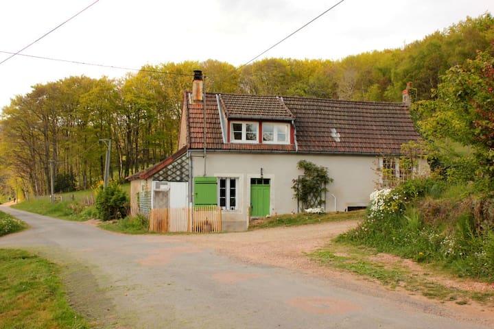 Agreable petite ferme authentique, - Saint-Prix - Ev