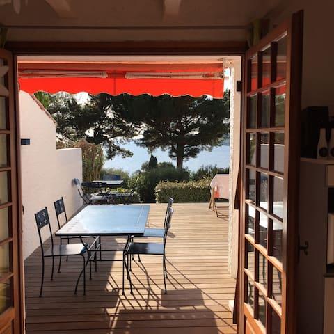 Jolie maison dans hameau - Coggia