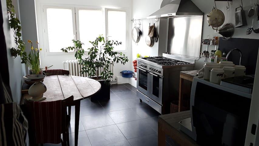 Confortable appartement centre ville et rue calme - Beauvais - Departamento
