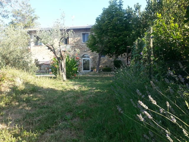 Flat on a country house not far from Assisi - Cannara - Квартира