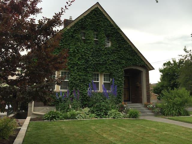 Cozy Apartment in Historic Downtown - Idaho Falls - Leilighet