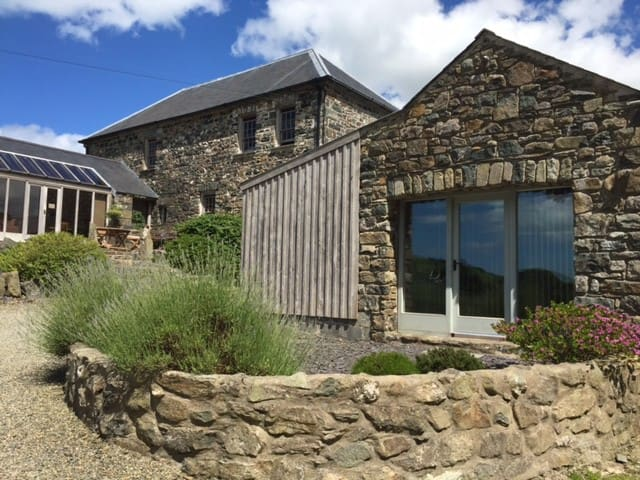 Lavender Cottage near Fishguard, Pembrokeshire - Llanychaer