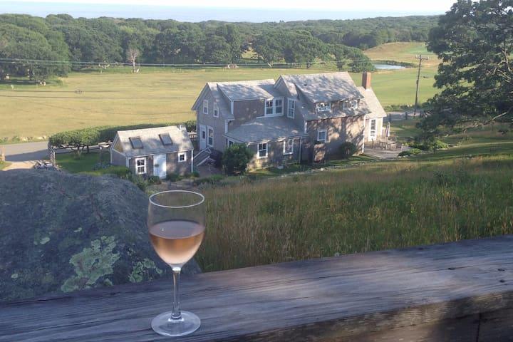 Everyone's Favorite Island View! - Chilmark - Huis