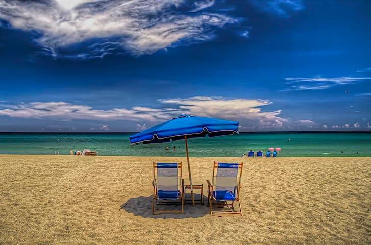 Island Living Steps to the Beach - West Palm Beach - Appartement en résidence