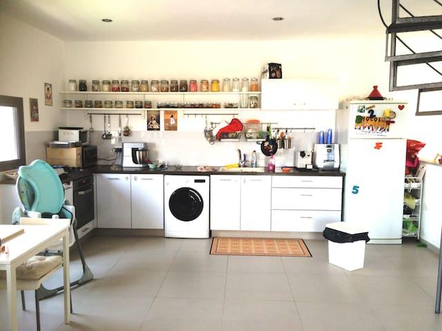 New villa  25 min from Tel aviv. - Rosh Haayin - Casa