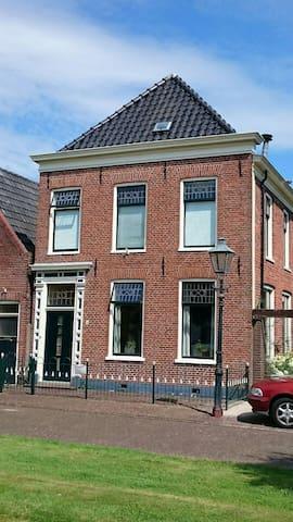 Spacious room  in historic village - Bad Nieuweschans - Talo