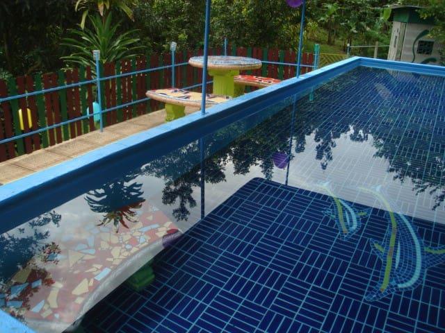 Jolly's Jungle-Apartment - Parrita