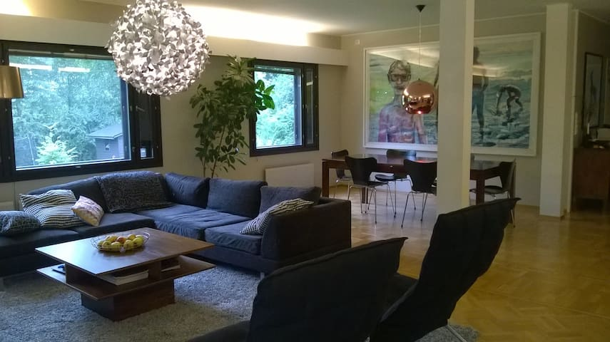 Perfect family house, 180 m2 - Espoo - Maison