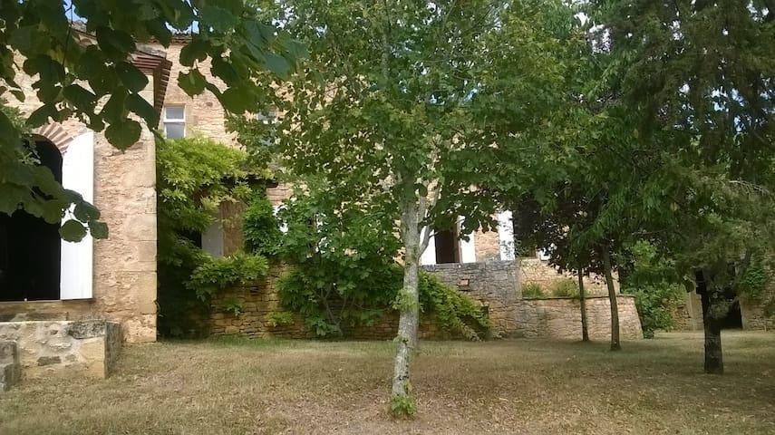 Château de Bonaguil - 6 guests - Fumel - Casa