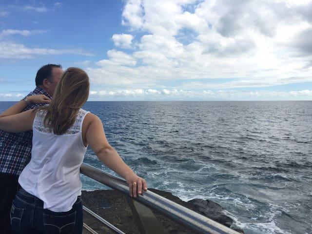 INCREDIBLE OCEAN VIEWS AND RELAX - Punta Prieta - Byt