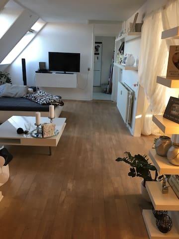Gågadens hyggeligste lejlighed - Esbjerg - Appartement