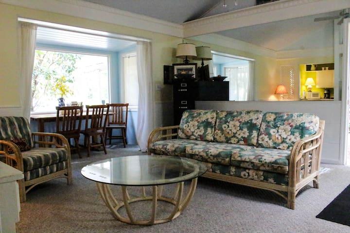 Chez Bienvenu - Maitland - Apartament