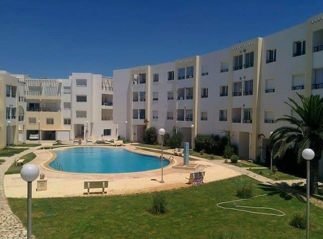 Charmant 2 pièces 100 m plages - Dar Chaabane Al Fehri