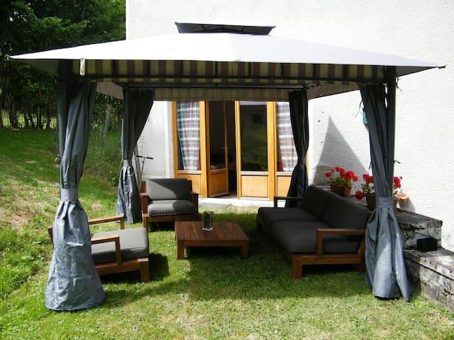 Gîte Maison Neuve - Grandval - Departamento