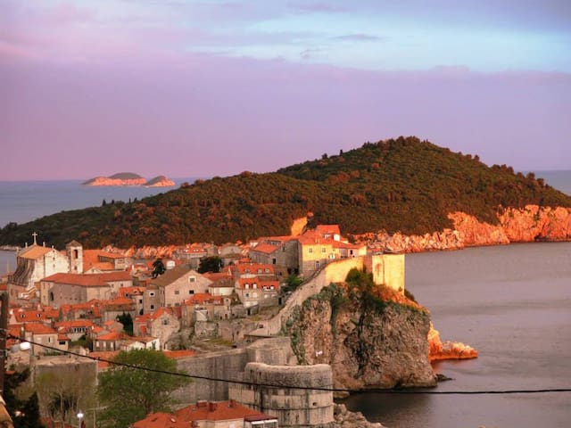 THE view of Dubrovnik - Dubrovnik - Appartement