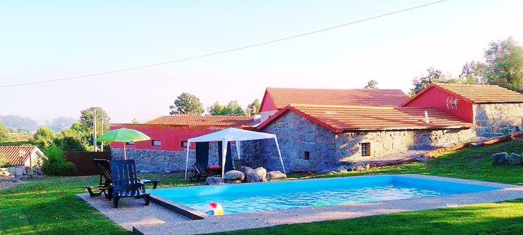 Village Minhoure pool - Varziela - Villa
