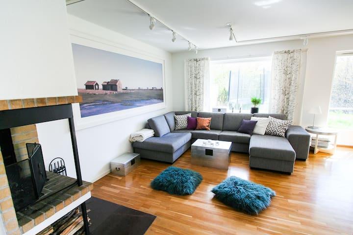 The perfect family house - Lidingö - Huis
